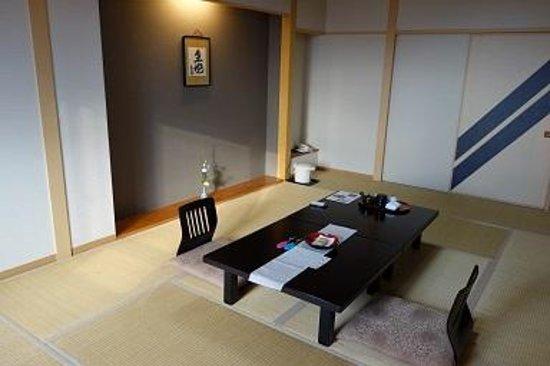 Hotel Tsubakino: 部屋①