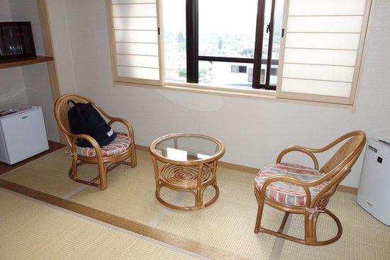 Hotel Tsubakino: 部屋②