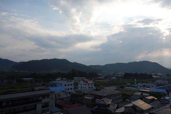Hotel Tsubakino: 部屋からの眺め