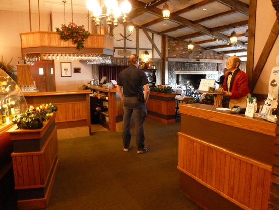 Old Orchard Inn & Spa: Reception area