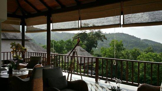 Villa Zolitude Resort and Spa: Telescope at the lobby