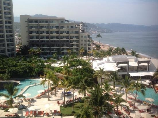 Now Amber Puerto Vallarta: View from my Preferred room