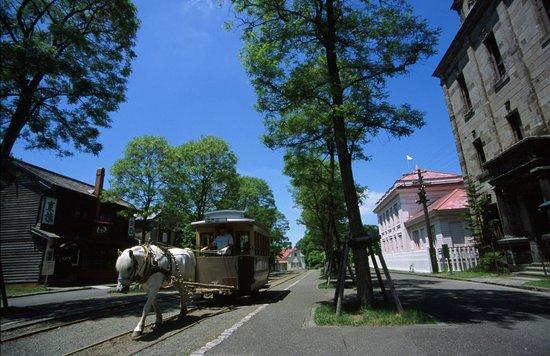 Provided by Historical Village of Hokkaido (Kaitaku-no Mura)