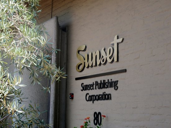Sunset Magazine Headquarters and Gardens, Menlo Park, Ca
