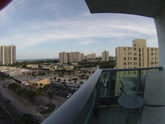Residence Inn Fort Lauderdale Intracoastal/Il Lugano: Ocean view