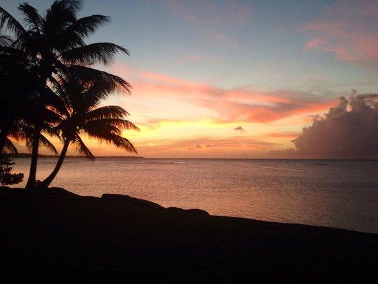 Gran Melia Golf Resort Puerto Rico: Sunset by the beach