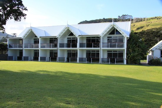 Copthorne Hotel & Resort Hokianga : Our room. top right