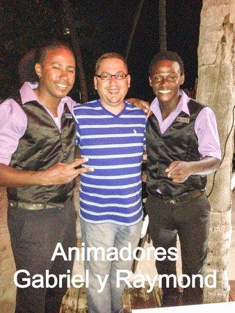Presidential Suites - Punta Cana : animator team