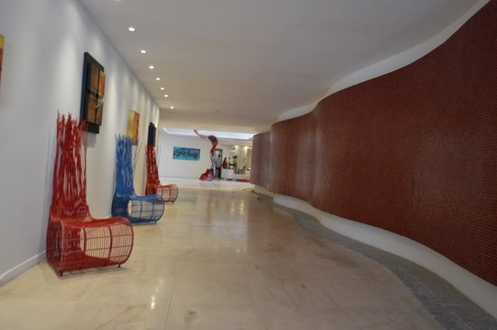 In Fashion Hotel Boutique : Lobby