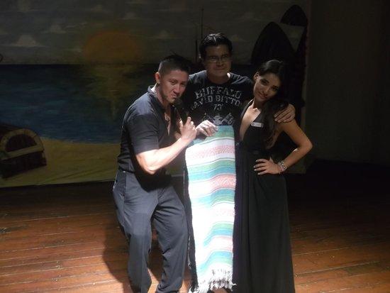 Sunset Marina Resort & Yacht Club: En la Bienvenida