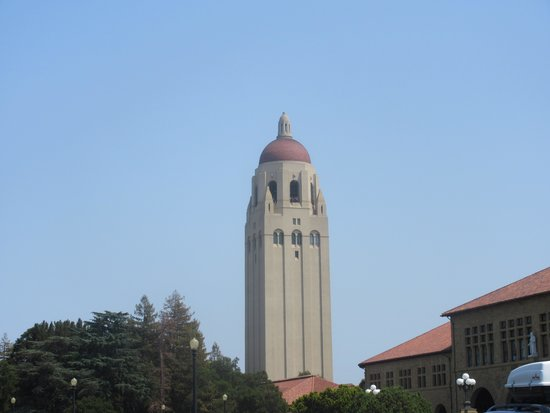 Hoover Tower, Stanford University, Ca