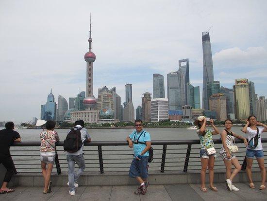 InterContinental Shanghai Puxi: Bund