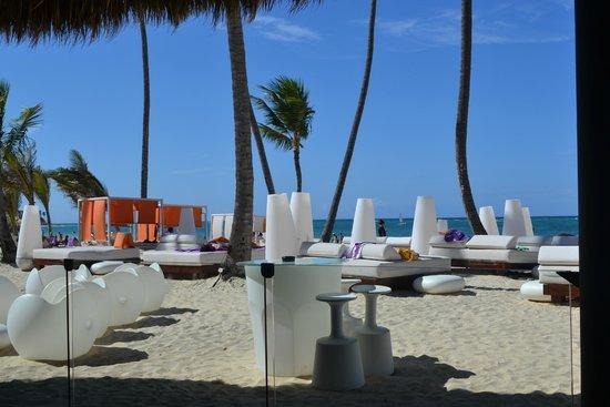 Paradisus Punta Cana: playa del Gaby beach