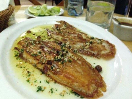 Donde Mikel: Fish