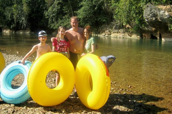 Cave Tubing.Bz: A must-do!