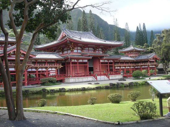 Byodo-In Temple : Temple