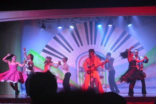 Paradisus Punta Cana : show