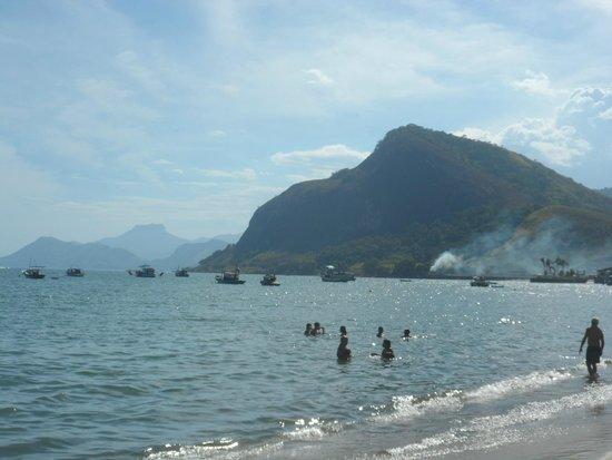 Muriqui Beach: muriqui