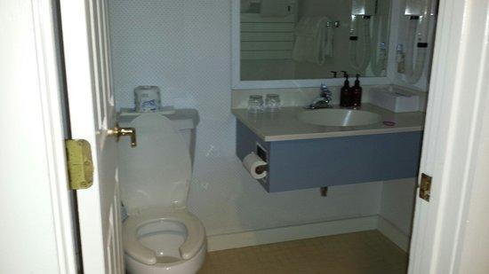 Golden Eagle Resort: Our bathroom