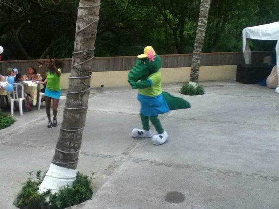 Pacifica Resort Ixtapa : Show para niños