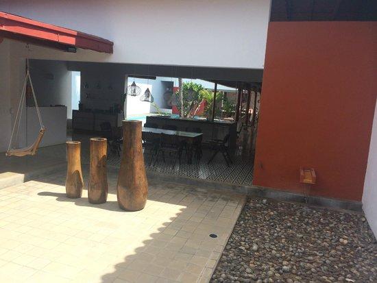 Los Patios Hotel : Great design