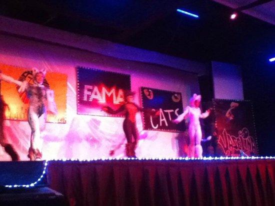 Pacifica Resort Ixtapa : El show