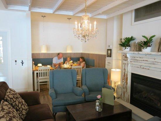 Leonhard's Cafe & Restaurant: Leonhard´s Café Innenansicht