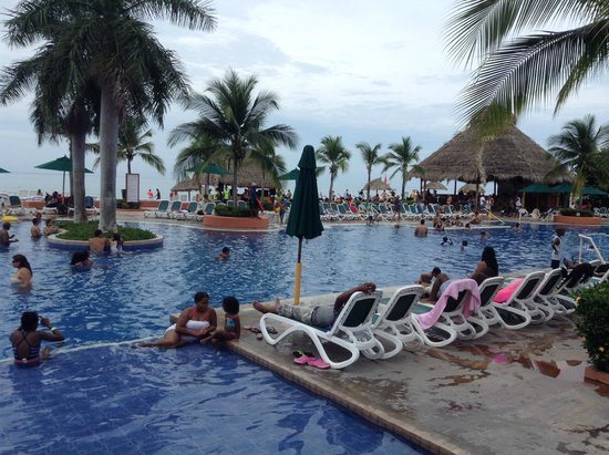 Royal Decameron Beach Resort, Golf & Casino : disfrutando de las vacaciones