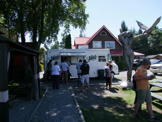 Jigger's : The food wagon