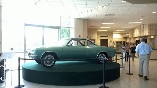 Antique Automobile Club of America Museum: corvair