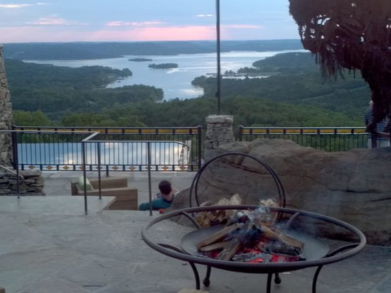Osage Restaurant - Top of the Rock: oh so good and oh so amazing