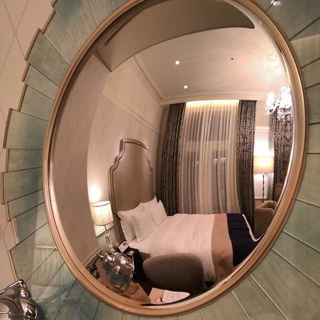 The Tokyo Station Hotel: Queen Room