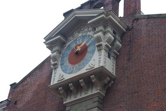 Independence Hall: clock Tower