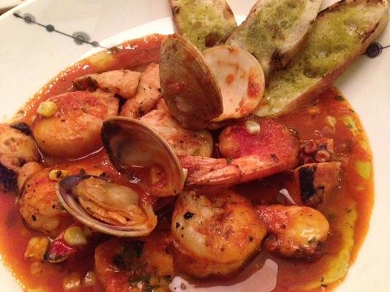 Wildwood Kitchen: seafood medley