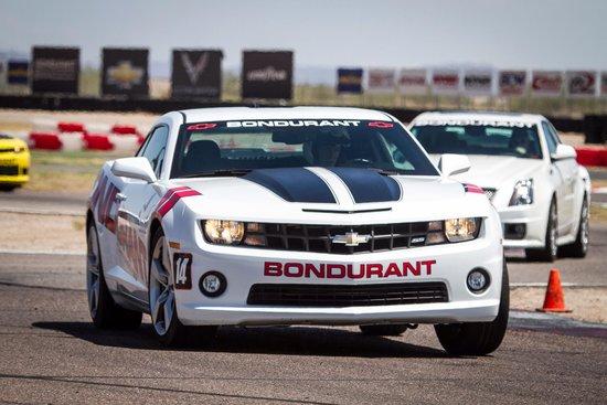 Autocross Picture Of Bondurant Performance Driving School Day