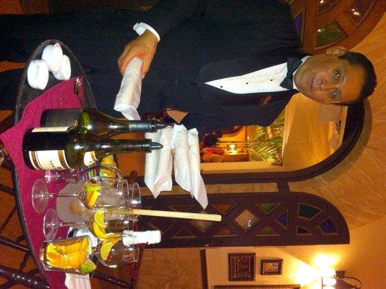 The Columbia Restaurant: Tampa Tony