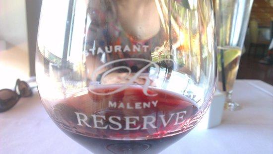 Reserve Restaurant Milton : Wine anyone