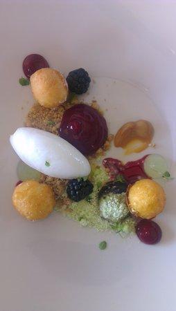 Reserve Restaurant Milton : Her desert