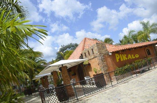 IFA Villas Bavaro Resort & Spa: Pizza bar