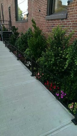 Henry Norman Hotel: Beautiful Landscaping