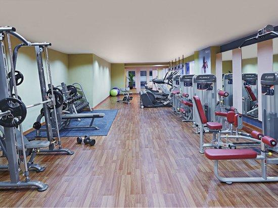 Millennium Hotel Sirih Jakarta : Gym
