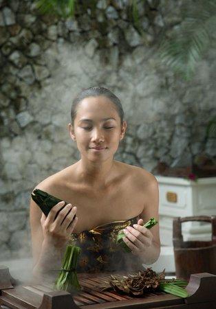 Pangkor Laut Resort: Spa Village Pangkor Laut - Facial Steam