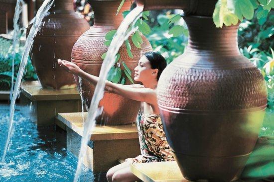 Pangkor Laut Resort: Spa Village Pangkor Laut - Bath House