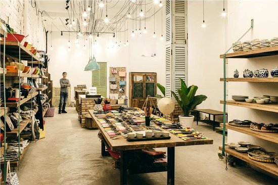 西贡匠人礼品店