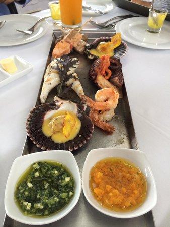 Cala Restaurante: Apetizers