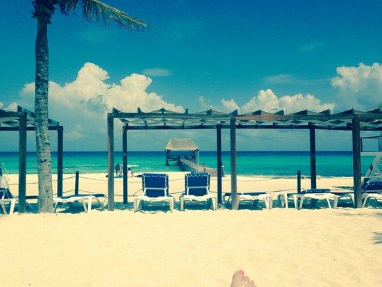 Azul Beach Resort The Fives Playa Del Carmen: Best View