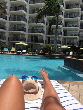 Aruba Marriott Resort & Stellaris Casino: Bronze na melhor piscina do Marriot Aruba Resort&Stellaris Cassino