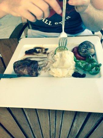 Azul Beach Resort The Fives Playa Del Carmen: Steak