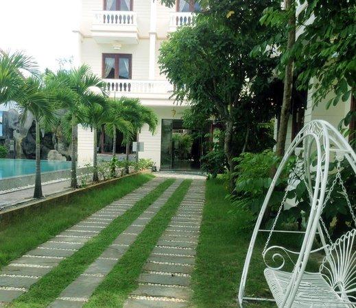 Hoi An Green Field Villas: great view