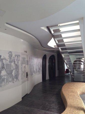 Le Blanc Boutique Hotel : Escalier